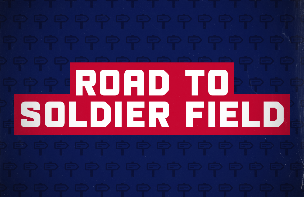 ROAD TO SOLDIER FIELD